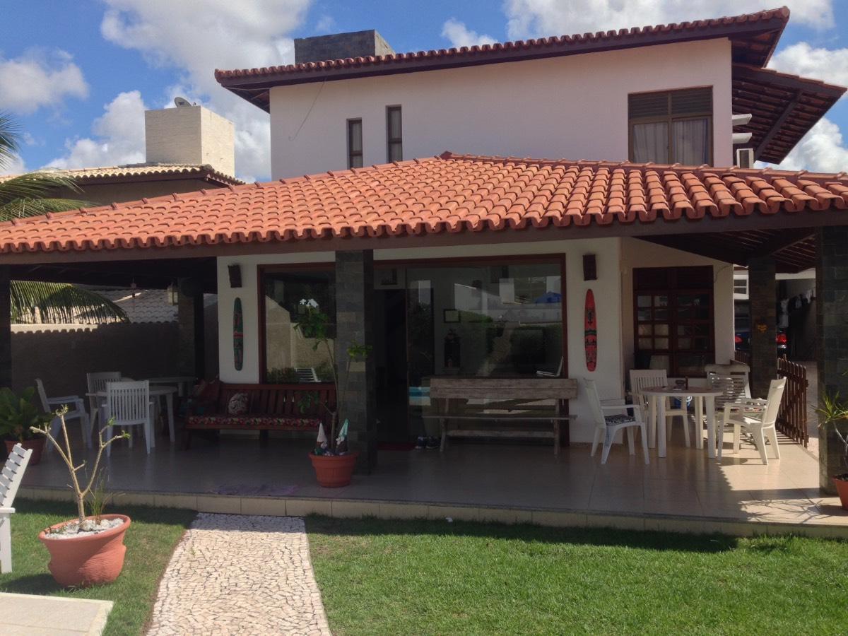 Casa em Villas do Atlântico - Lauro de Freitas