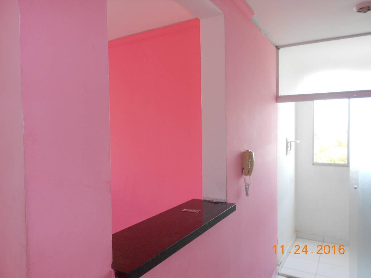 Apartamento para venda ou locação no Campo Limpo - Horto do Ypê - AP0820.