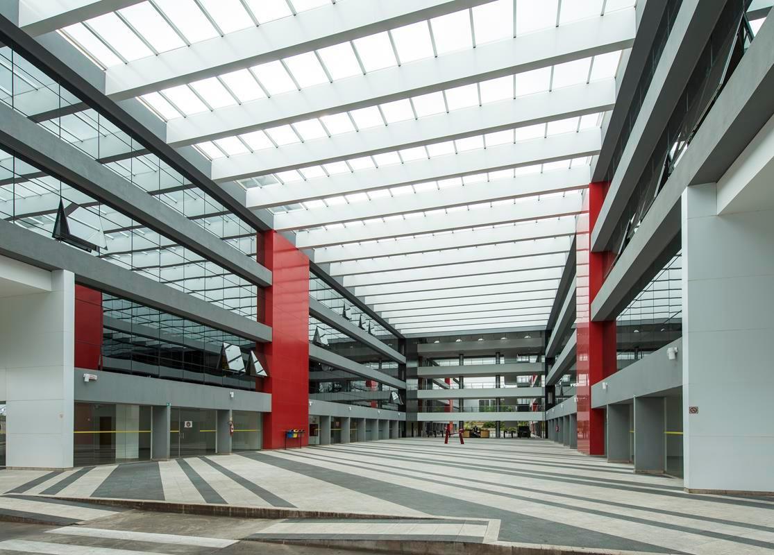 Centro empresarial parque Brasilia