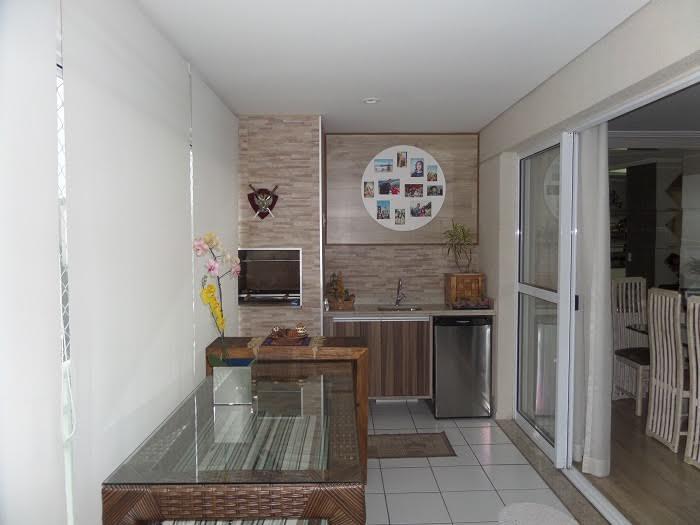 Helbor Spazio Vita - bem localizado ,decorado com ampla varanda c/ churrasqueira