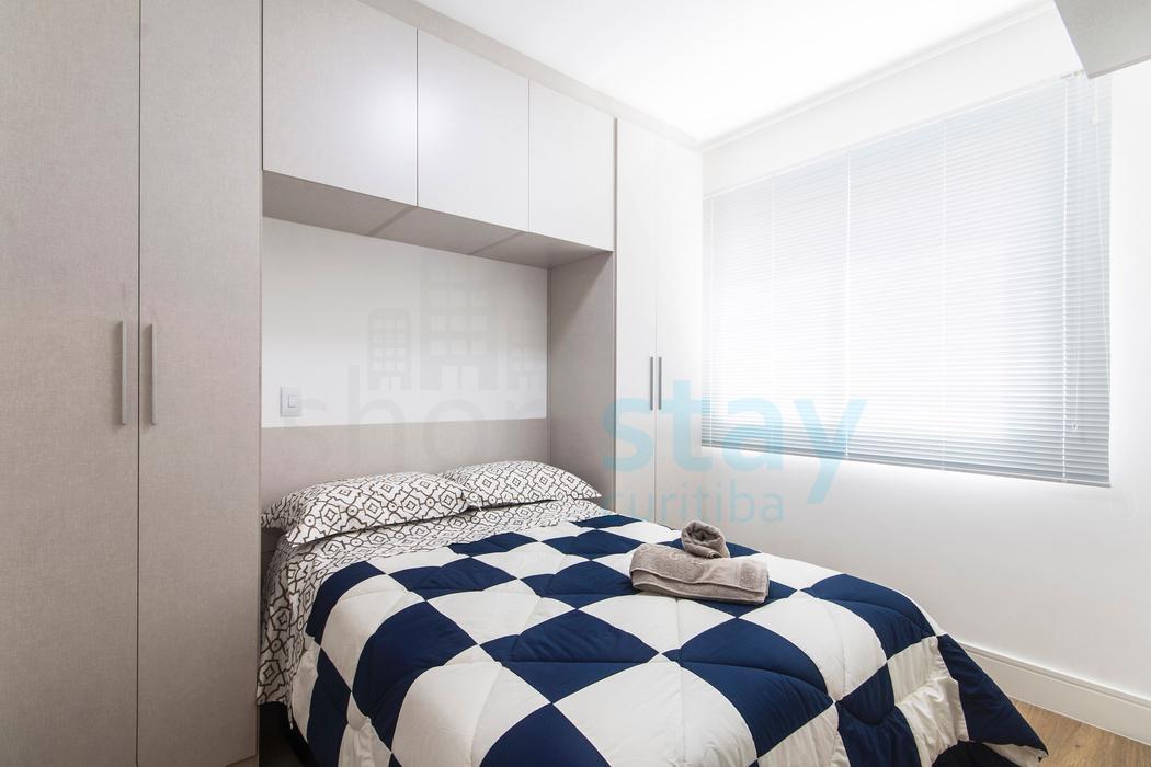 Apartamento Para Aluguel Com 1 Quarto Rebouças Curitiba R 1490