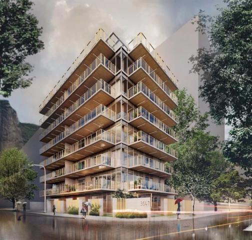 2 Quartos - 100M² - Lagoa - R$2.100.000