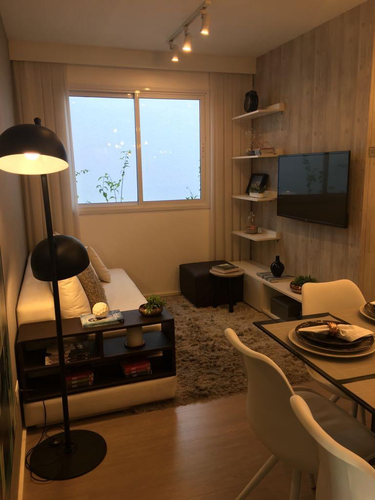 Apartamento no Cambuci, 2 dorms - Entrada parcelada