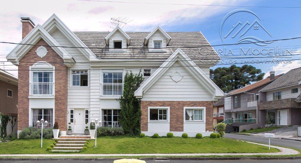 Casa venda com 4 quartos orleans curitiba r for Piani casa americana