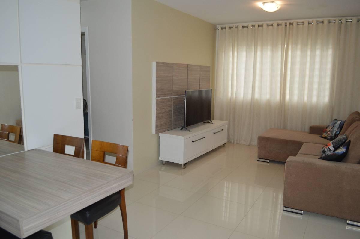 Apartamento à venda, com 2 quartos, mobiliado, Cidade Industrial – Curitiba