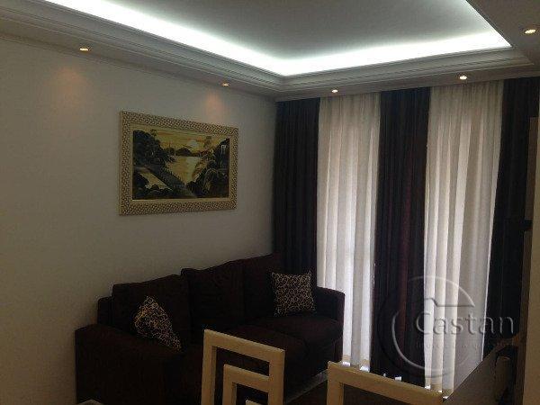 lindo apartamento 2 dormitórios com sacada