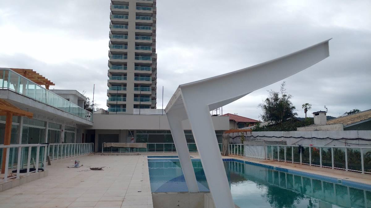Oportunidade de Apartamento frente mar - Praia da Armação - Velutti Home Club