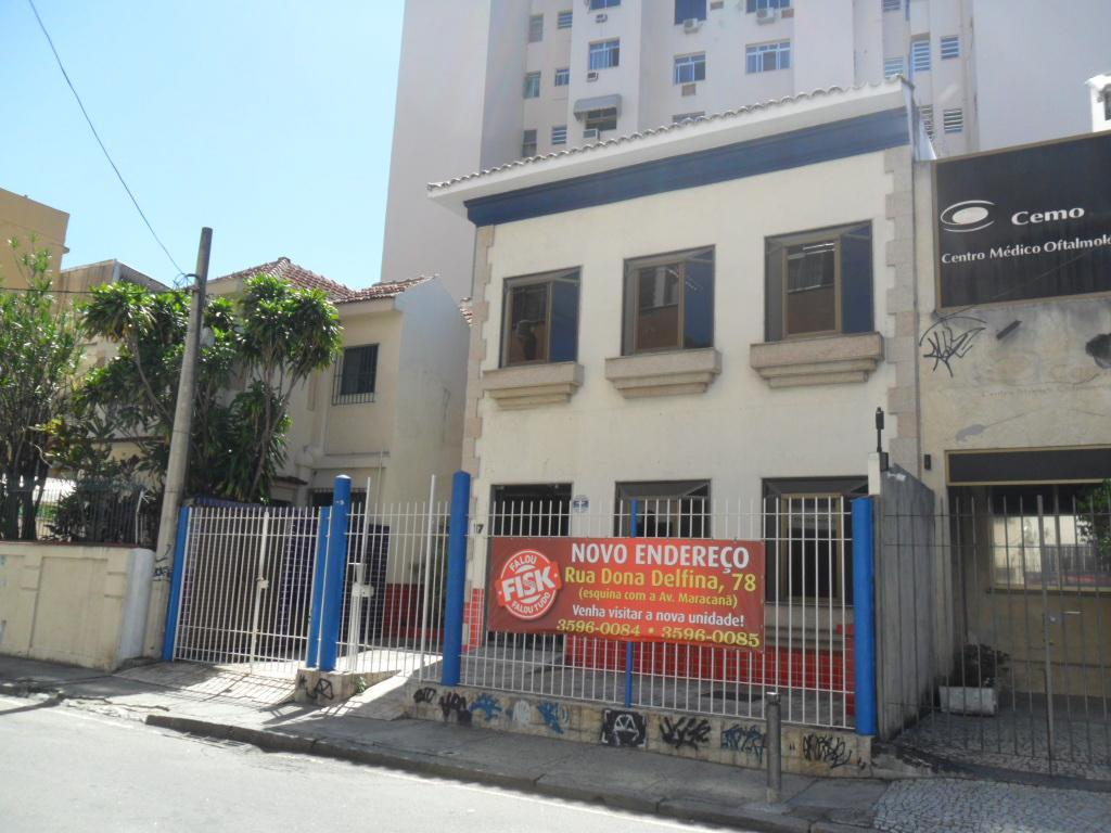 Tijuca - Casa Comercial, 276m²