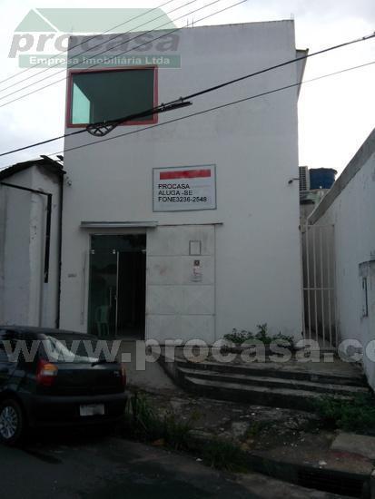 Prédio em Dom Pedro, Manaus