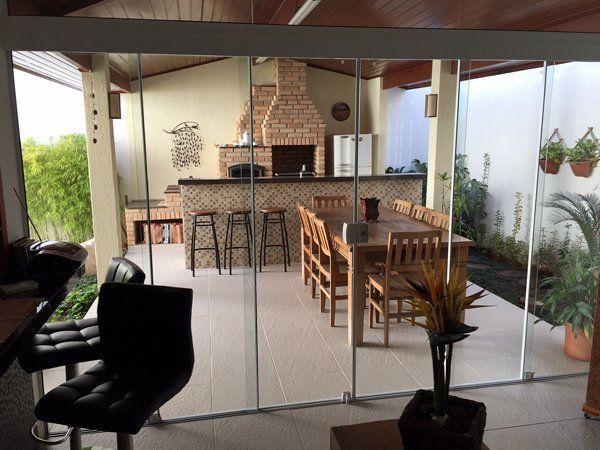 Urbanova - Sobrado 3 suítes,  ambientes planejados, espaço gourmet,  condomínio.