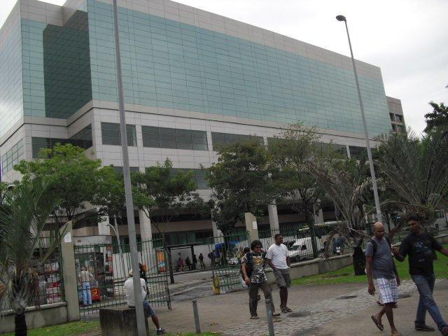 Salas comerciais - Cidade Nova - De 1.101 a 7.000m²