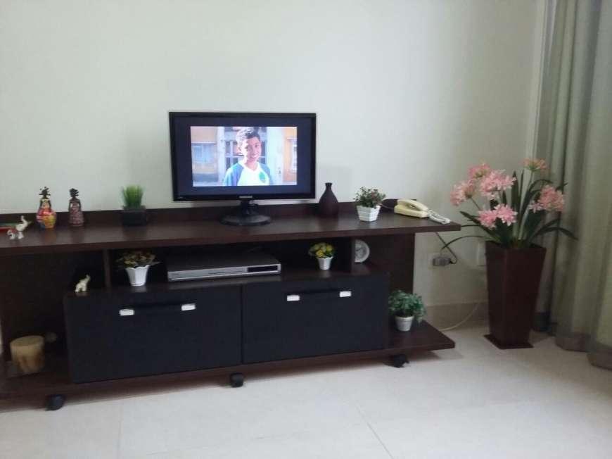 Oportunidade no Guarujá Pitangueiras 1 dormitório mobiliado 1vaga