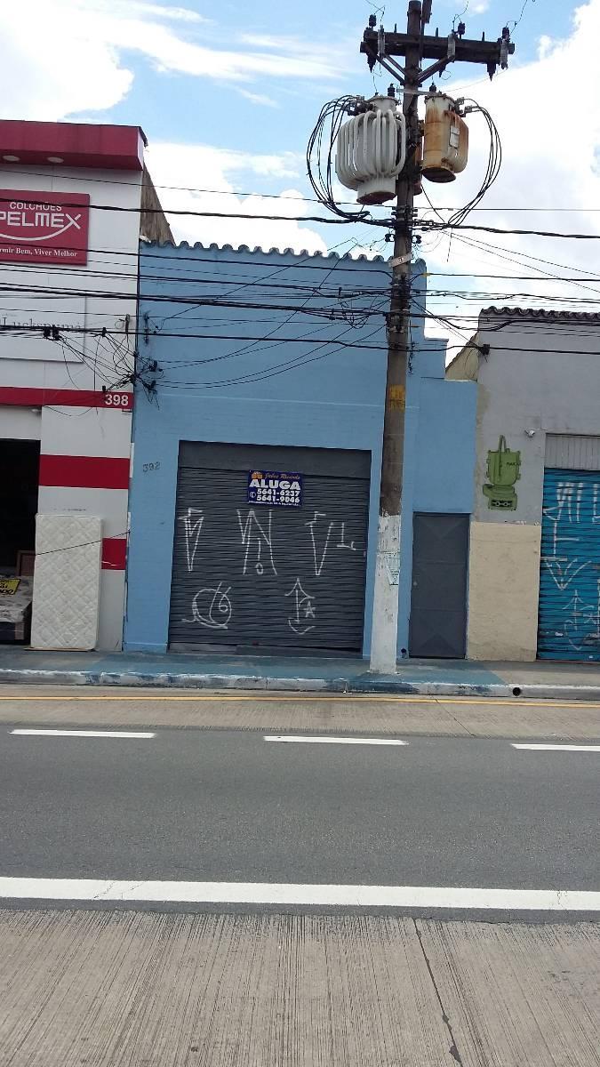 ALUGO LOJA COMERCIAL EM SANTO AMARO (TODA REFORMADA)