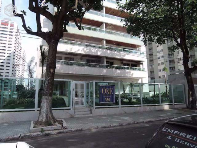 Barra One - 03 qtos - 02 Suites - 99m2 - Sol da Manhã - Vista Mar - ABM