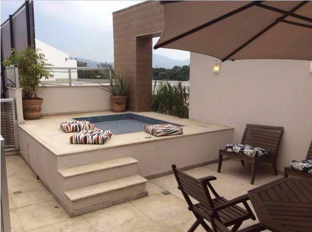 Cobertura Recreio Duplex com Piscina e Churrasqueira - R$769.000 Concetto