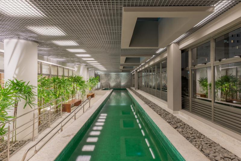 Apartamento Pronto - Campo Belo - 485 m², 5 suites, 5 vagas de garagem