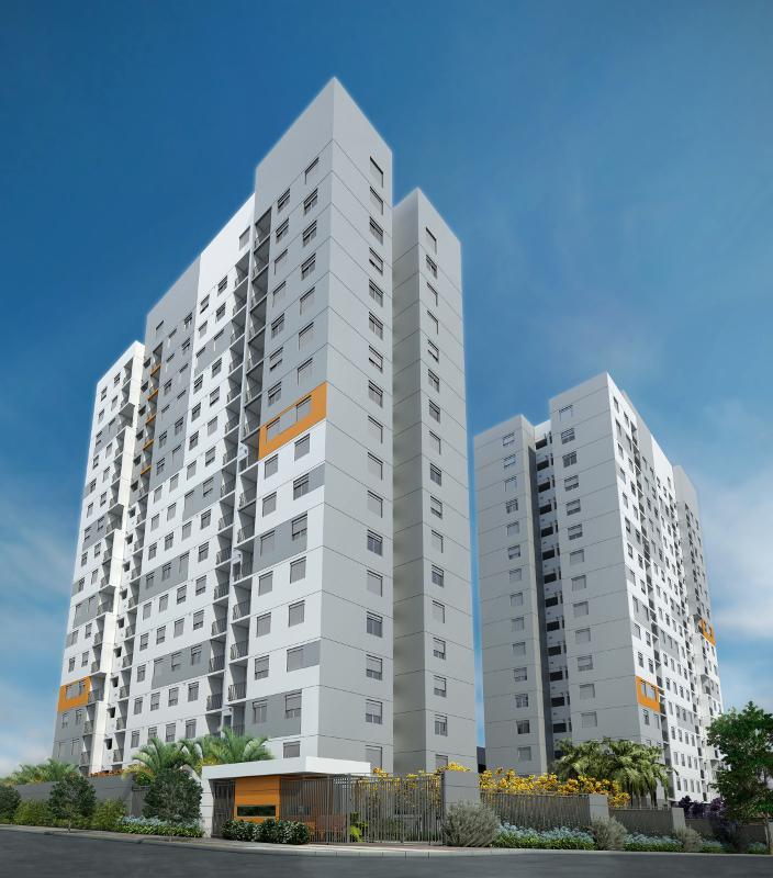 Apartamento 2 e 3 dormitórios Tatuapé 61m² lançamento