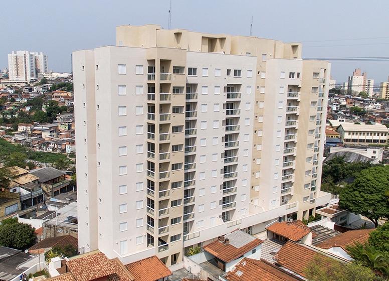 Apartamento Pronto, Novo - Morumbi, VIla Sônia, 52 m², 2 dorm com 1 suite