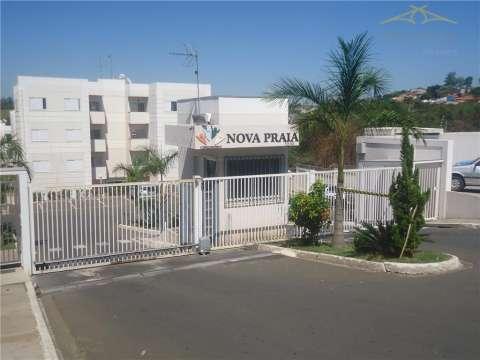 Apartamento residencial à venda, Praia azul, Americana