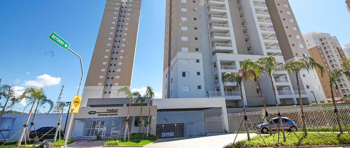 Varandas Ipoema! Apartamento em Cezar de Souza, 89m² e 114m², 3 dorms. e 2 vgs