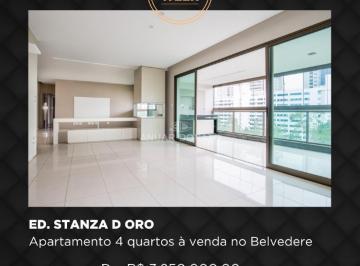 Apartamento · 227m² · 4 Quartos · 5 Vagas