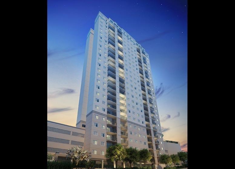 Apartamento em Osasco - 60m², 2 dormitórios 1 suite, 1 vaga