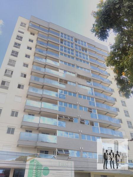 Apartamento no THE FIRST - Novo Mundo