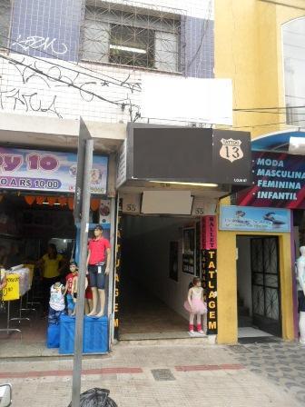 Comercial para aluguel - em Barreiro