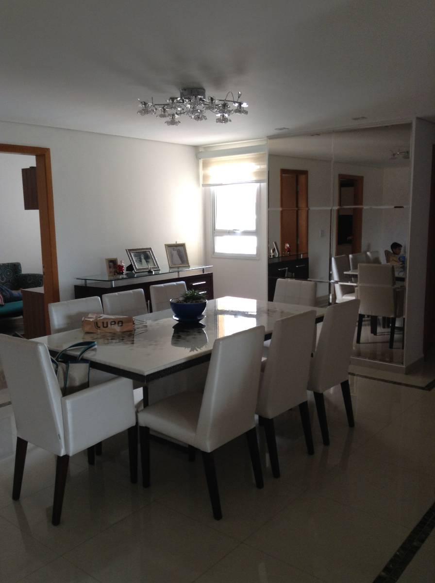 Apartamento 3 dormitórios, 1 suite, 3 vagas e depósito, varanda gourmet