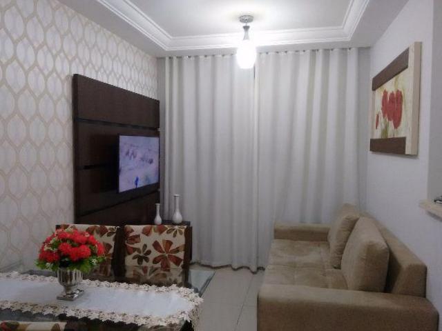 Apartamento residencial à venda no Campo Limpo - Jd. Umarizal.