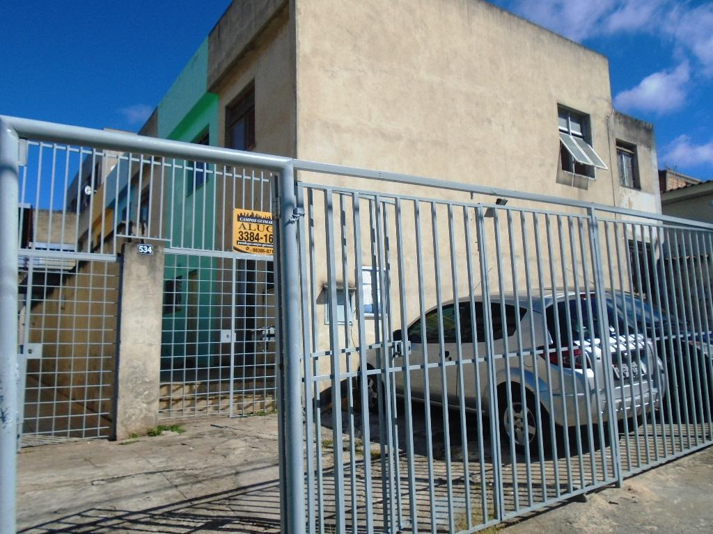 Apartamento para aluguel - em Santa Cruz (Barreiro)