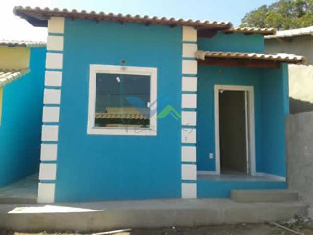 Excelente casa com 2 quartos , 1 suíte , em São José!