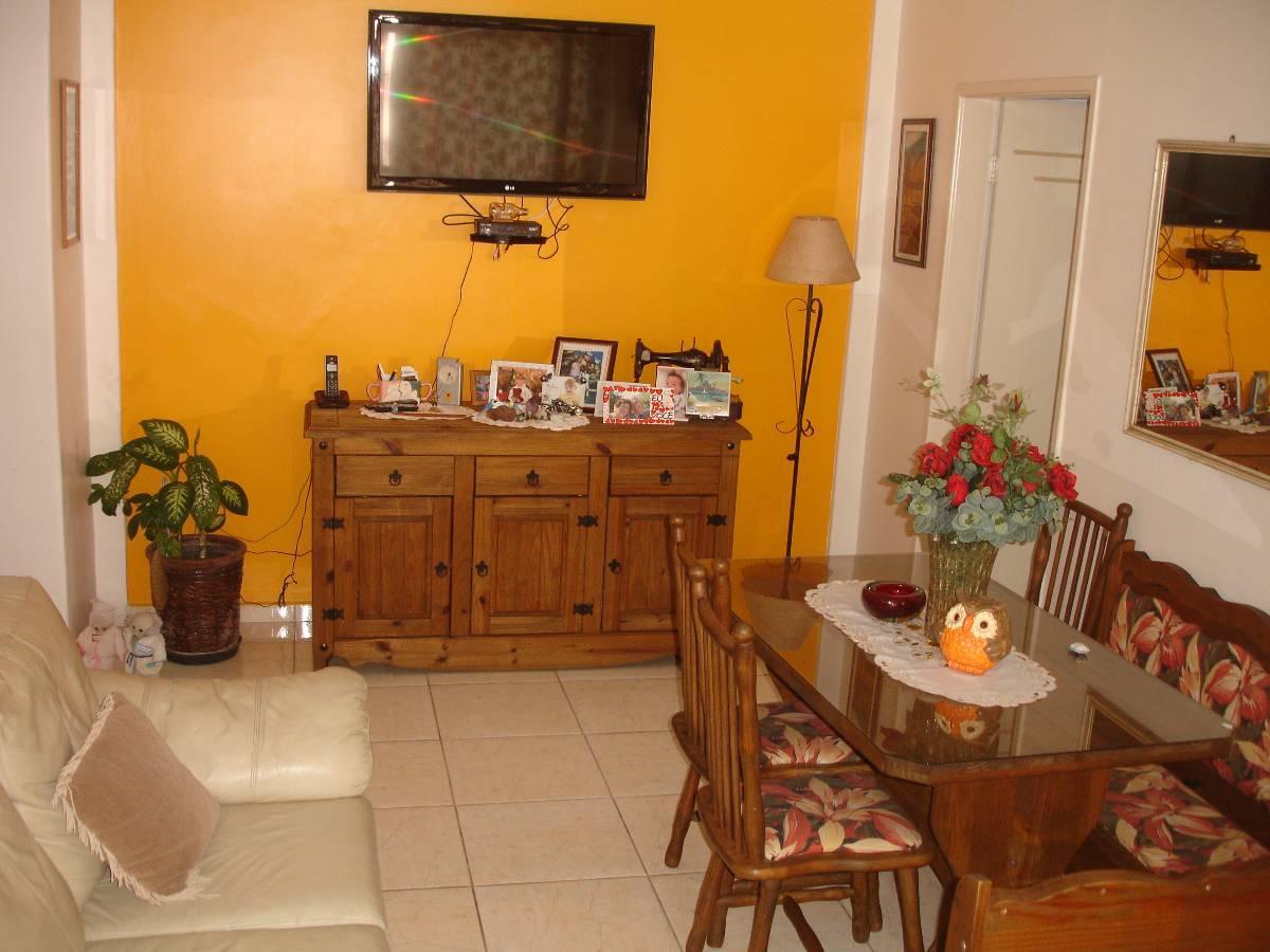 Apartamento mobiliado com 1 dormitório praia do Gonzaga.