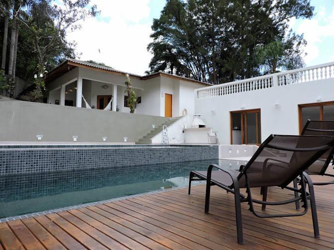 Deck piscina - Frente