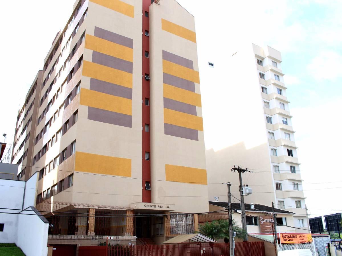 Apartamento com 2 quartos no Cristo Rei