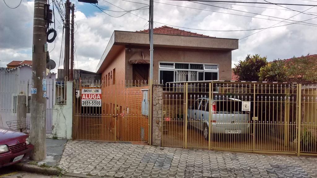 Casa na vila Matilde