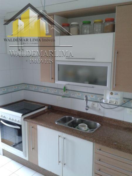 Apartamento à venda - no Jardim Henriqueta