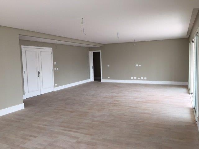 Apartamento na Vila Nova Conceição - 357 m² - Novo - Nunca Habitado !!