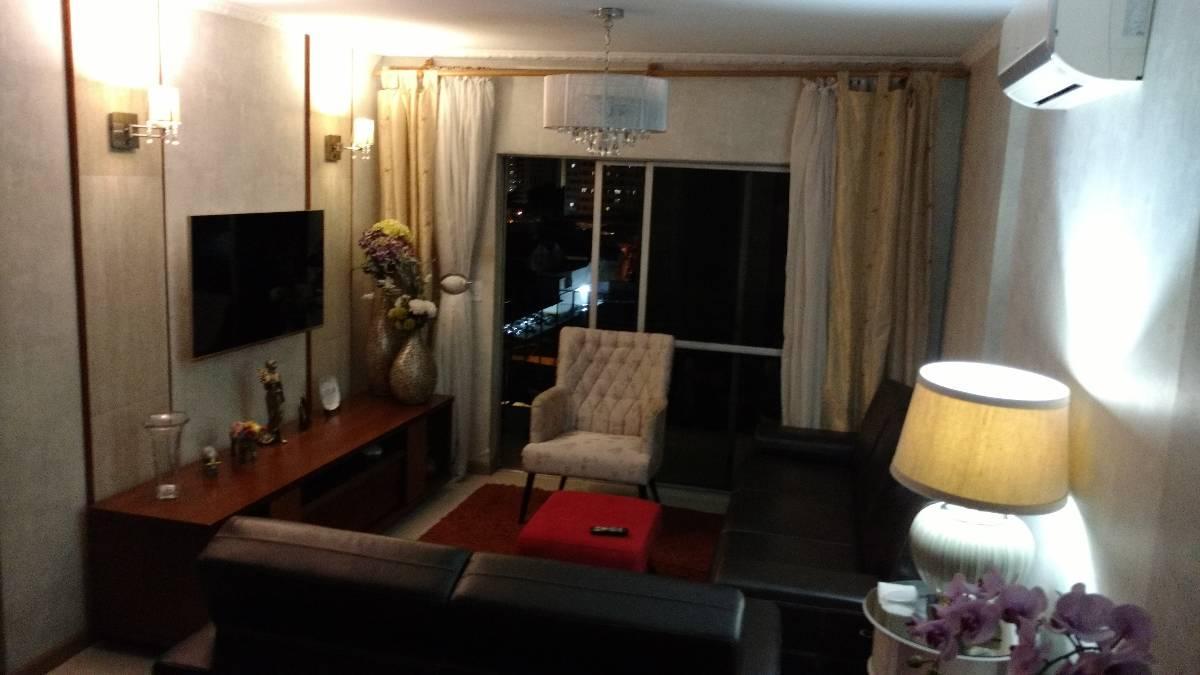 Apartamento 3 Dorm, sendo 1 Suíte, 2 Vagas Grandes
