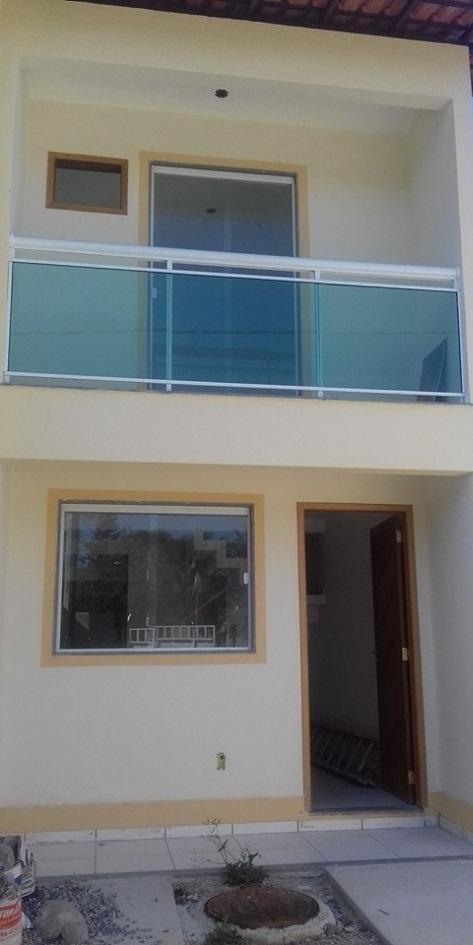 Excelente Casa Duplex em Campo Grande RJ