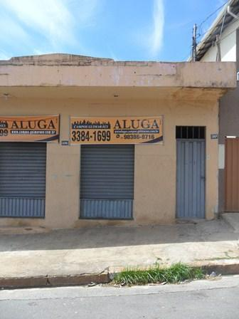 Comercial para aluguel - em Milionários (Barreiro)