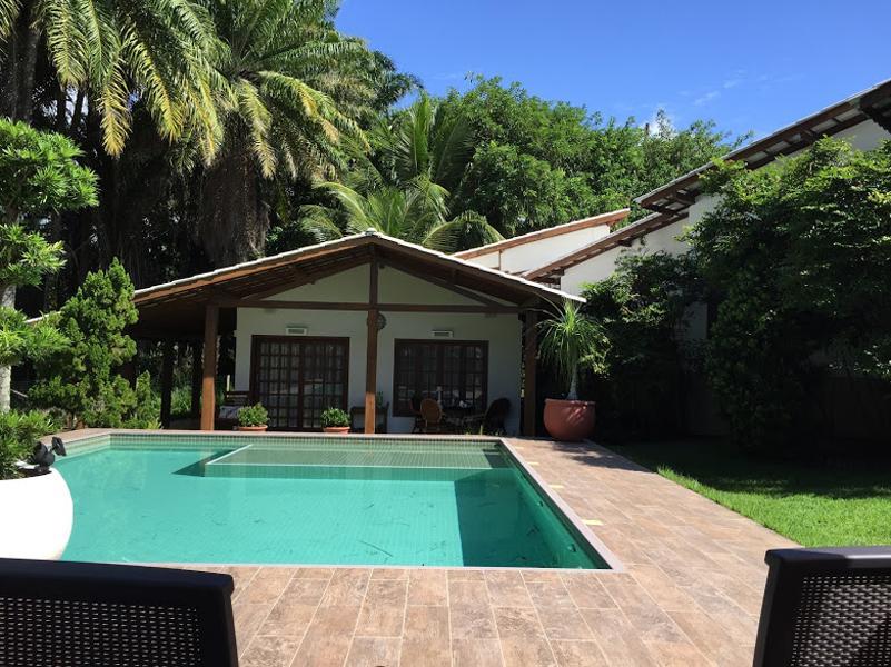 Casa de Condomínio para venda no Centro - Lauro de Freitas - BA.