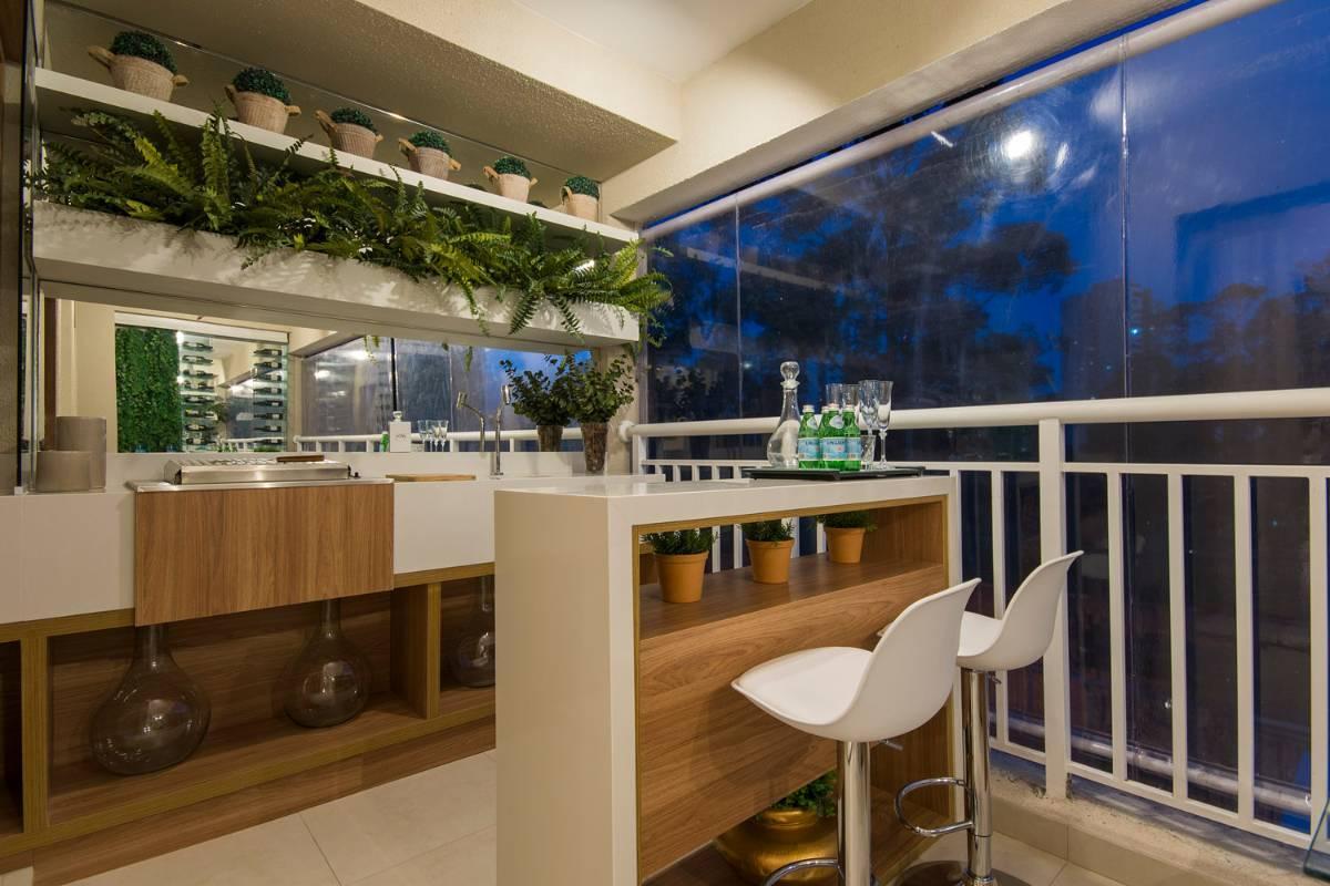 Apartamento no Morumbi de 71 m² com 2 dorms 1 suíte 1 vaga