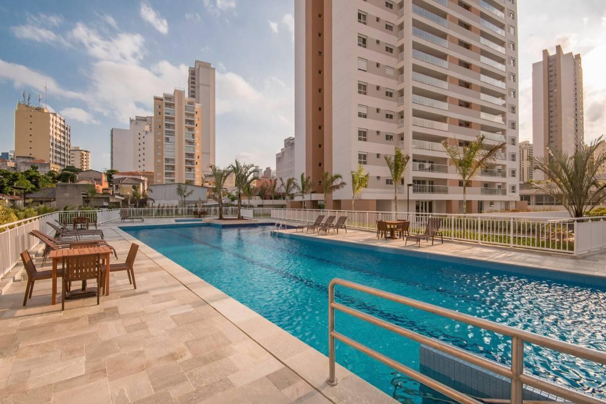 Apartamento na Aclimação de 141 m² lindo com 4 dorms  2 suítes  2 vagas