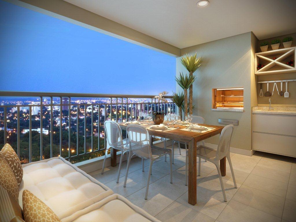 Apartamento em Santo André de 85 m² com 3 dorms 1 suíte 2 vagas
