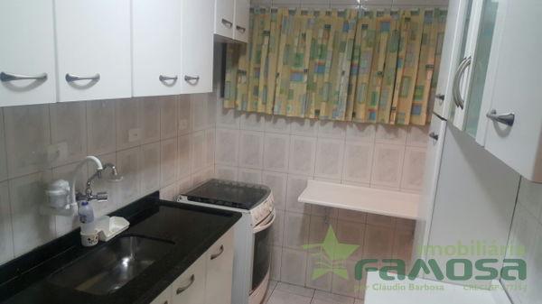 Apartamento no RESIDENCIAL VILA AUGUSTA - Vila Le