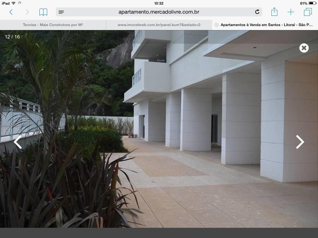 Cobertura Apartamento bossa nova - 296m 4 dorms - SANTOS