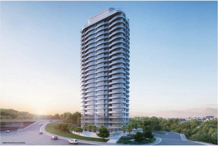 Wave Alphaville Lançamento Apartamentos 1, 2 e 3 dormitórios - 1 e 2 Vagas