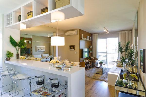 Apartamento 2 quartos à Venda no Boa Vista/Bacacheri-Flex Accanto