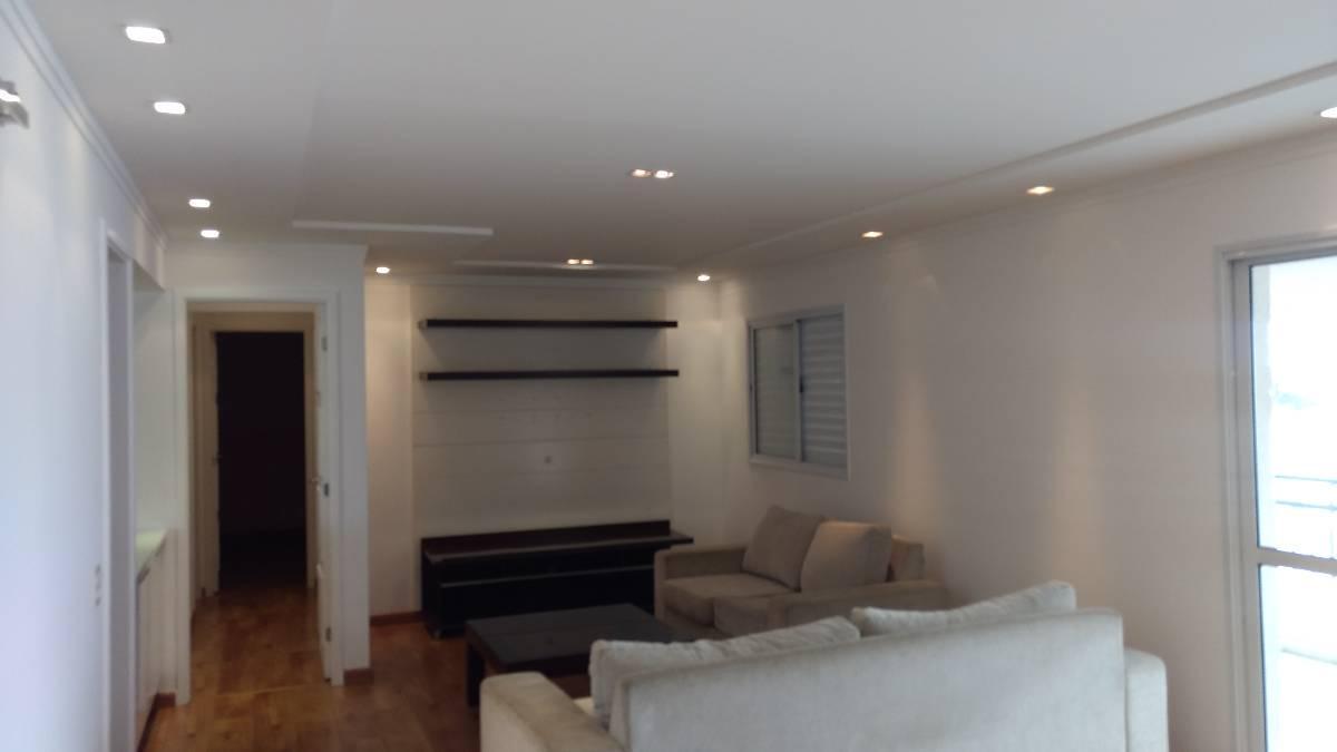 Apartamento Tatuapé 3 dormitórsios 2 vagas 130 m2
